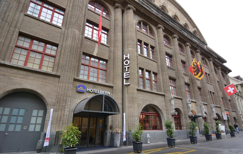 Fachada HOTEL BERN BEST WESTERN