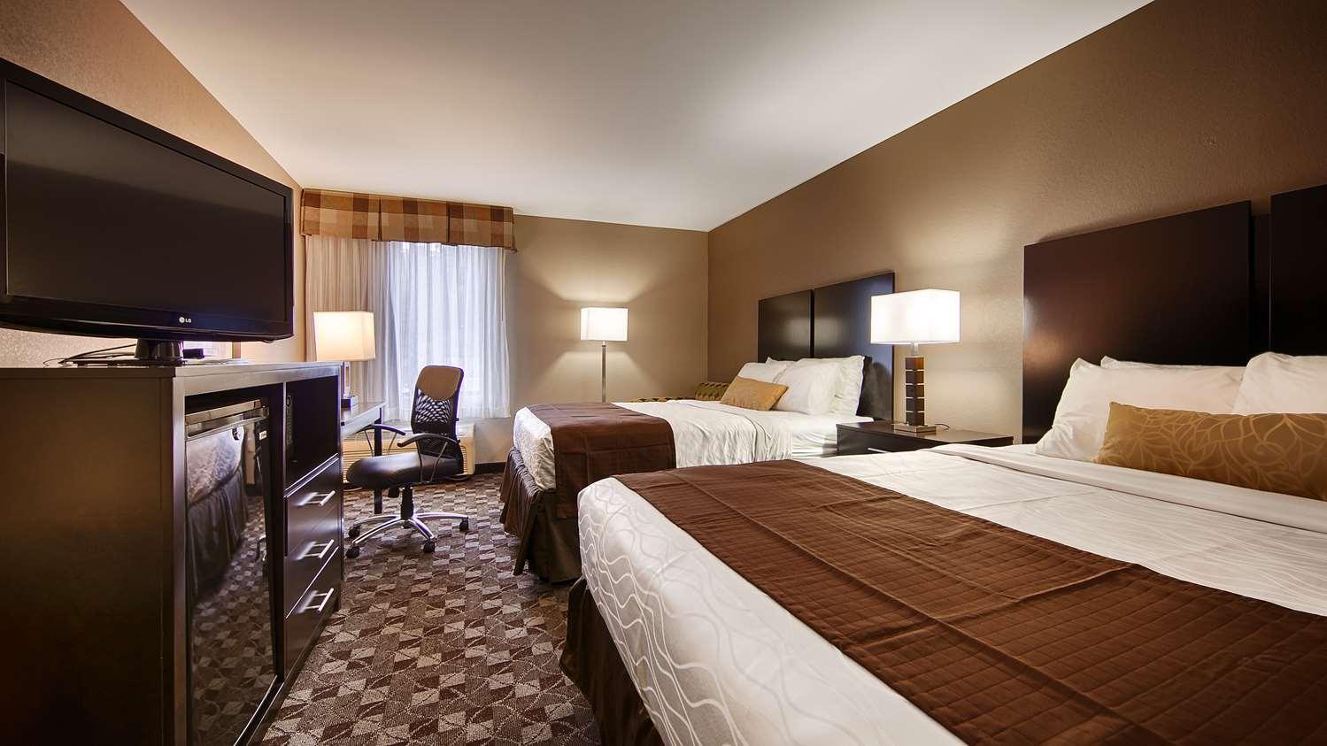 Pelham AL Hotels | BEST WESTERN PLUS Oak Mountain Inn | Hotels in ...