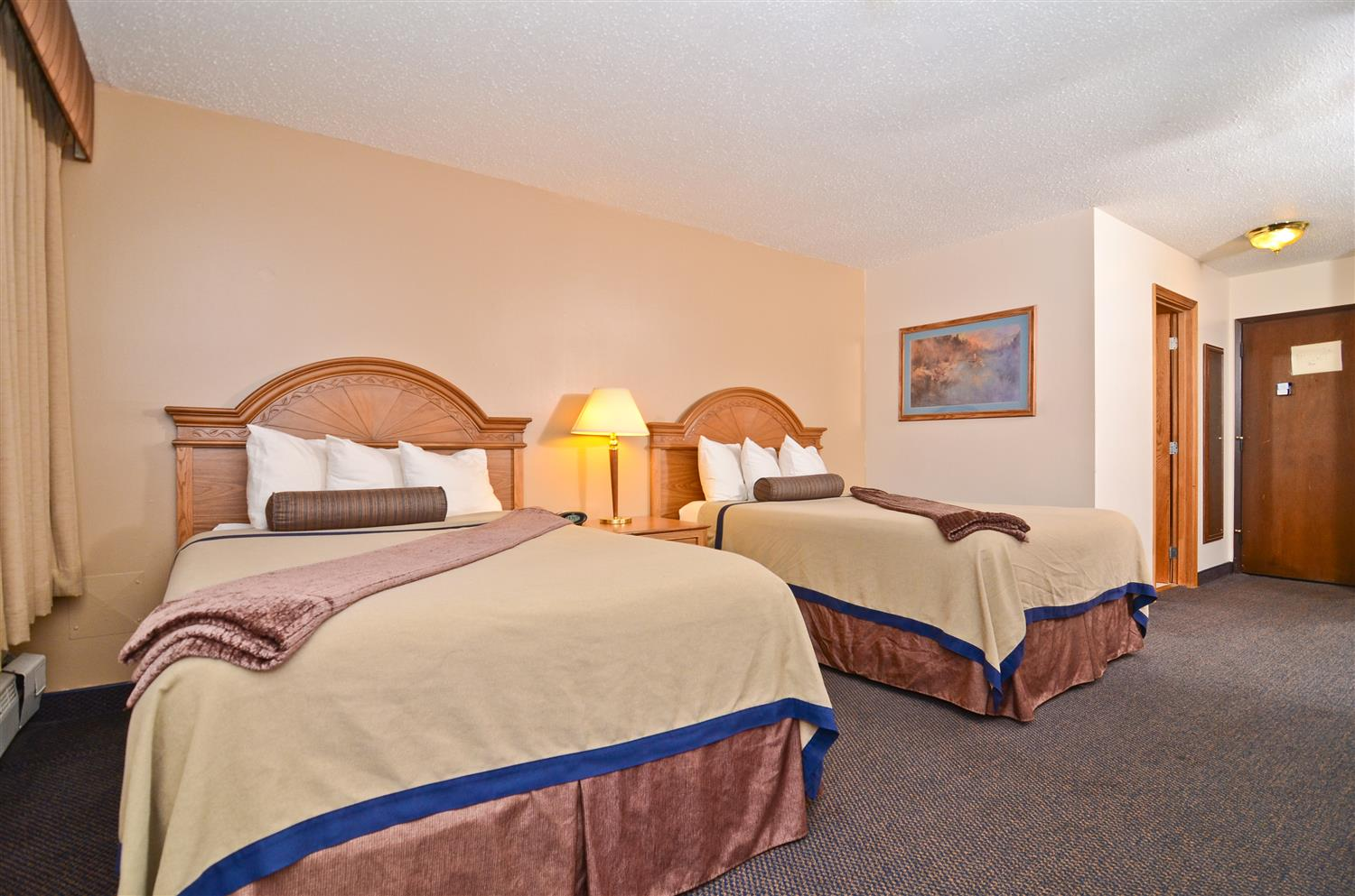 Wireless Internet Is Available In Every Guest Room Of The Hotel