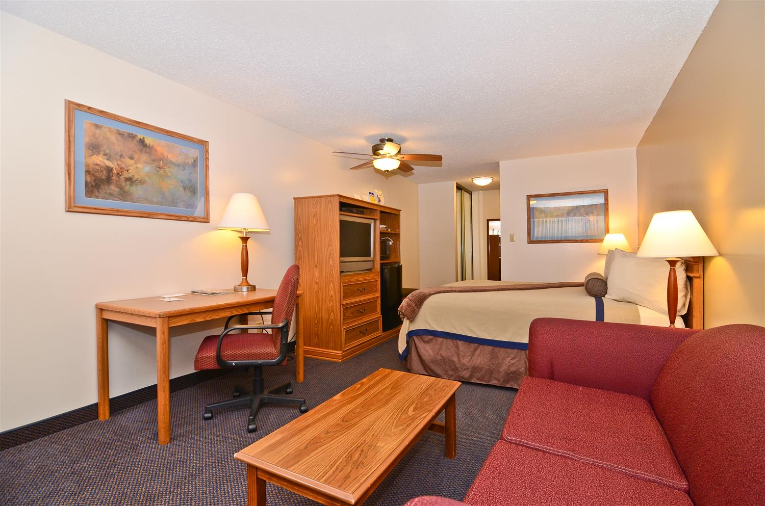 Make The Most Of Kodiak At Best Western Inn And Convention Center