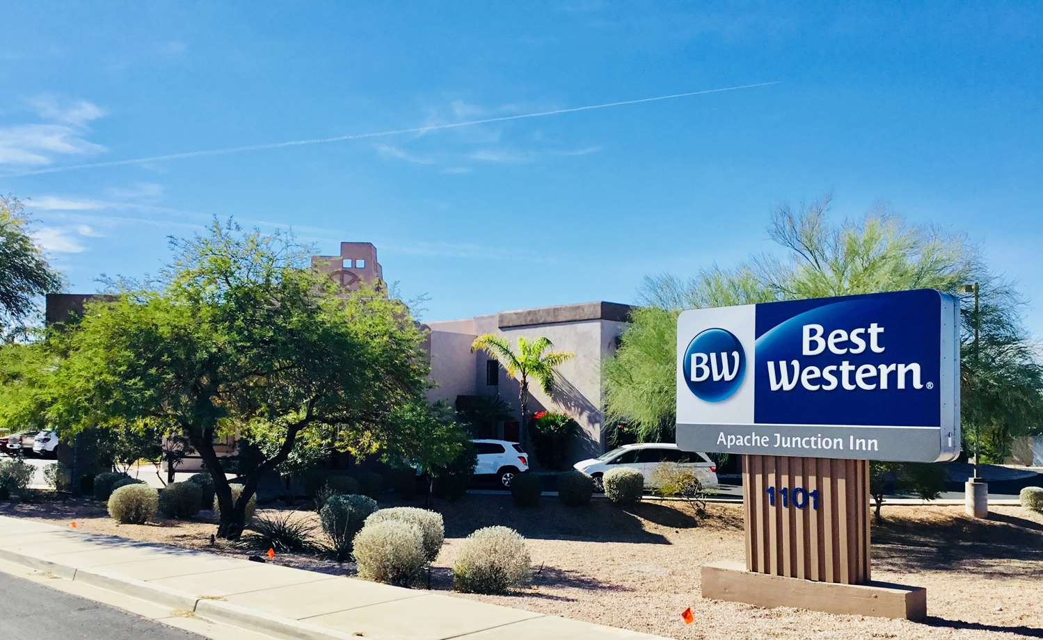 Hotels In Apache Junction Az Best Western Apache Trail