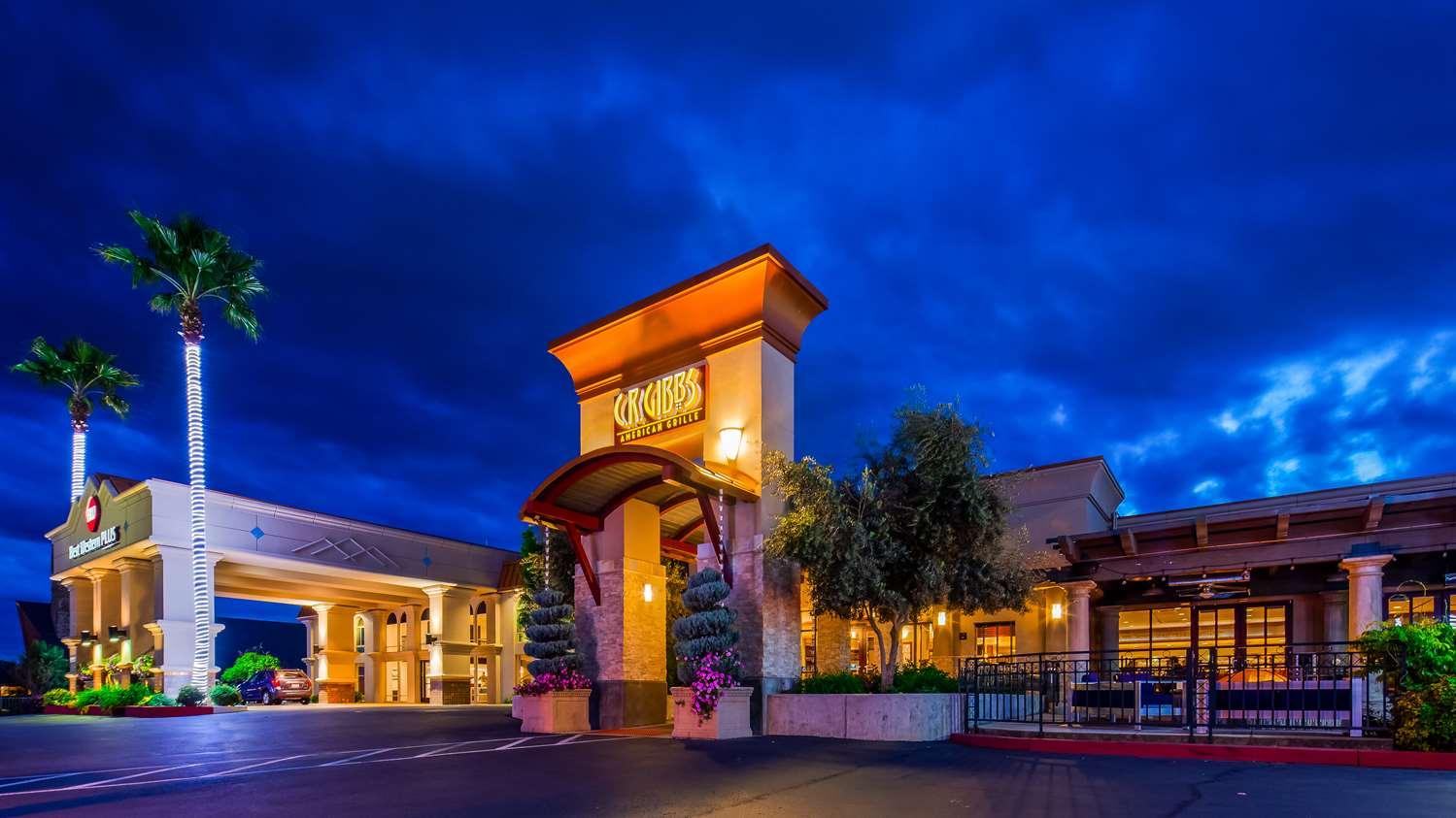 Welcoming Redding, CA Hotel – Best Western Plus Hilltop Inn