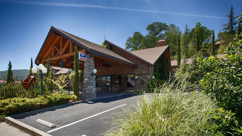 Hotelinformationen Best Western Plus Yosemite Gateway Inn Oakhurst Kalifornien Vereinigte Staaten