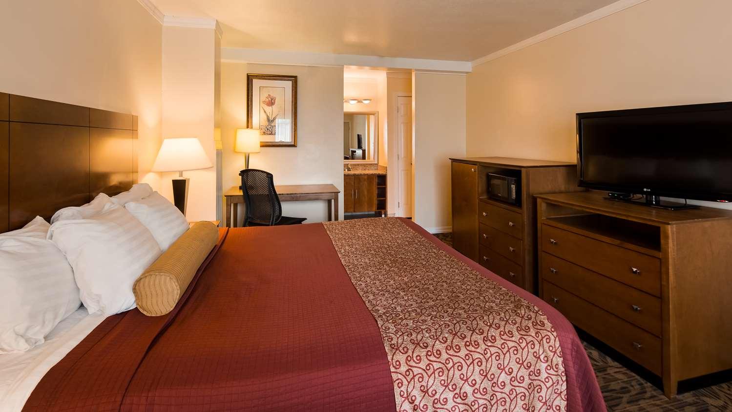 Crescent City, CA Hotel – Best Western Plus Northwoods Inn