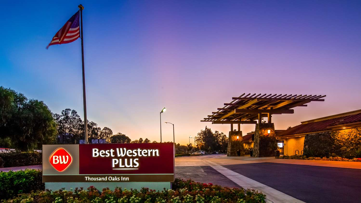 Thousand Oaks Ca Hotel Best Western