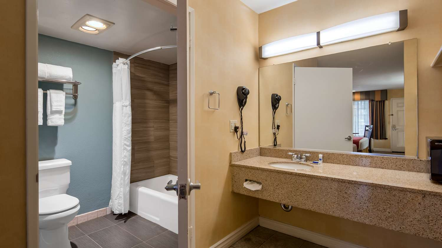 Amazing Guest Bathroom
