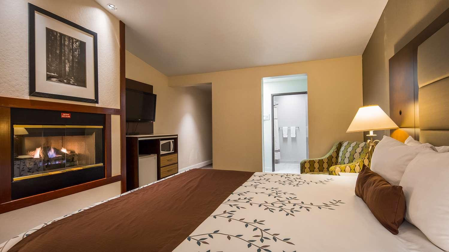 Hotel In Gilroy, CA - Best Western Plus Forest Park Inn