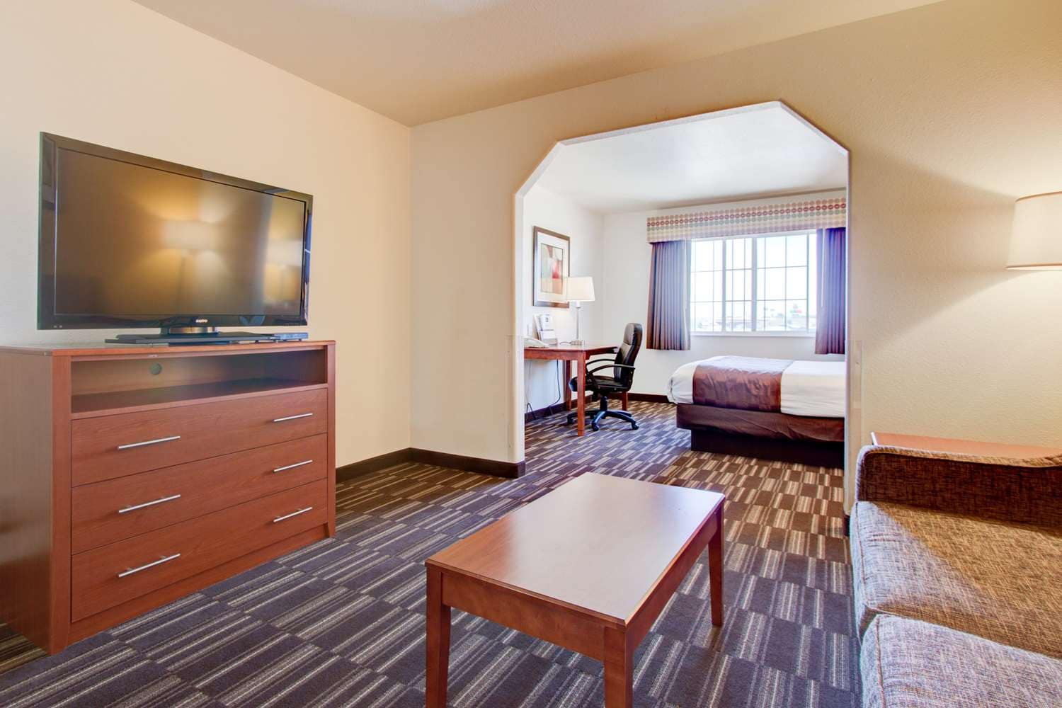 Welcome To Your Home Away From At The Best Western Firestone Inn Suites