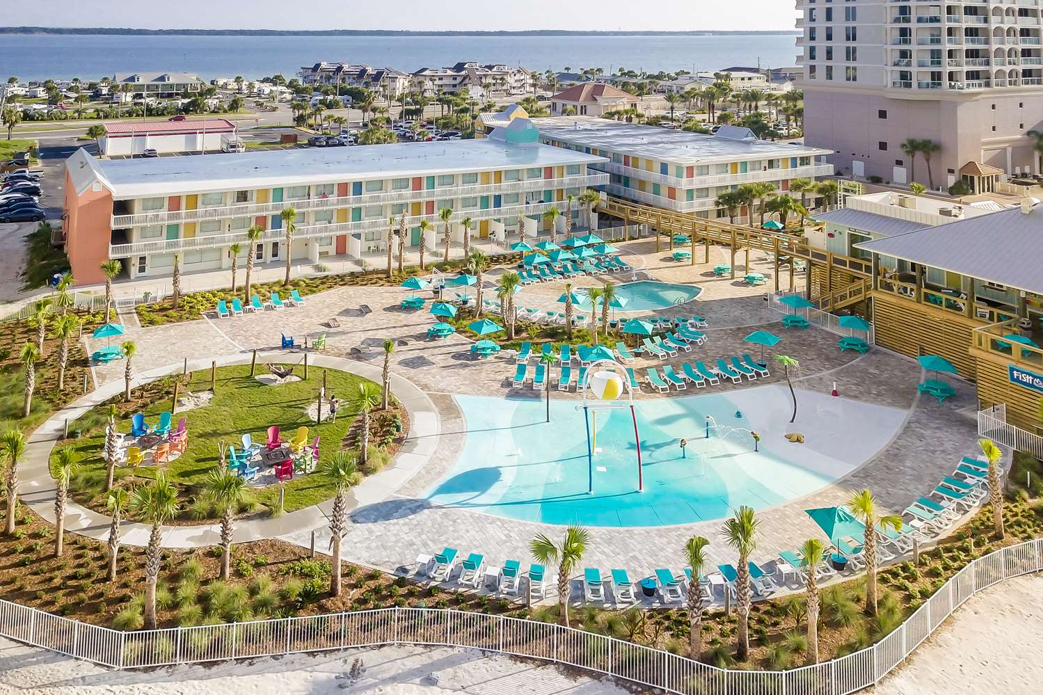 Hotel in Pensacola Beach | Best Western Beachside Hotel