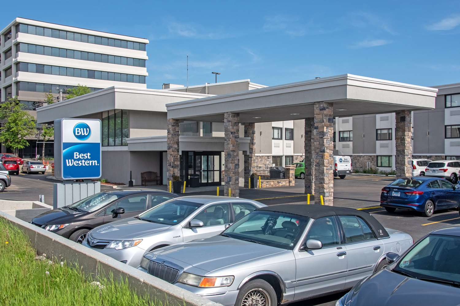 Rosemont Hotels Best Western At O Hare International Airport Hotel