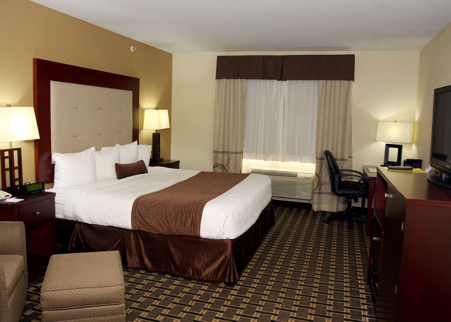 Your Comfort Is Our First Priority In Standard King Guest Room You Will Find That And Much More