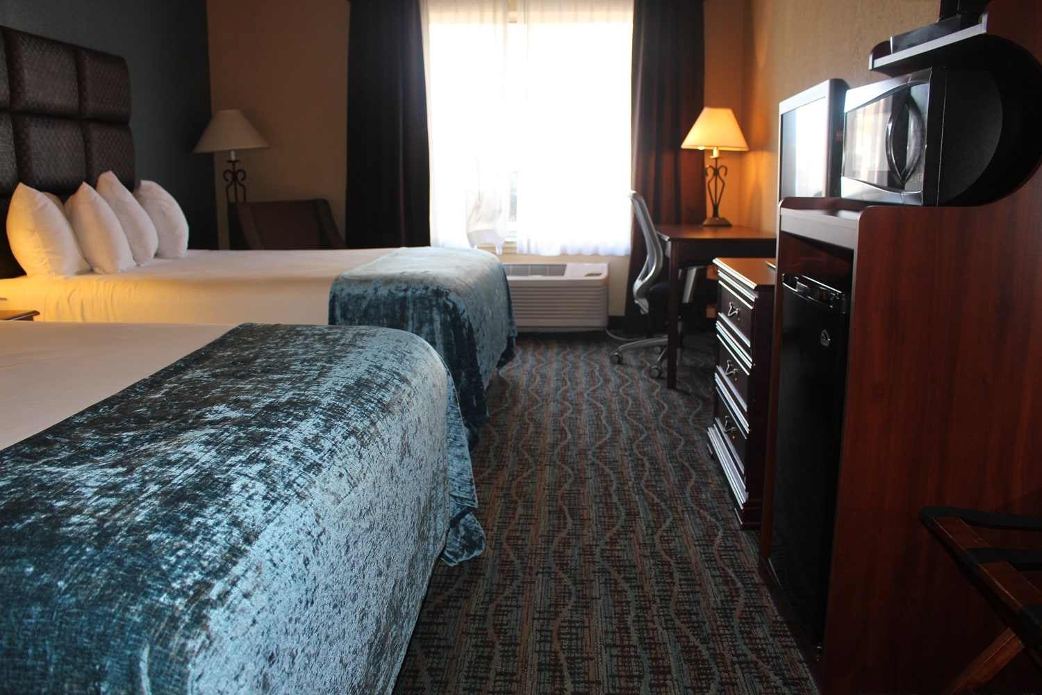 Sink Into Our Comfortable Beds Each Night And Wake Up Feeling Completely Refreshed