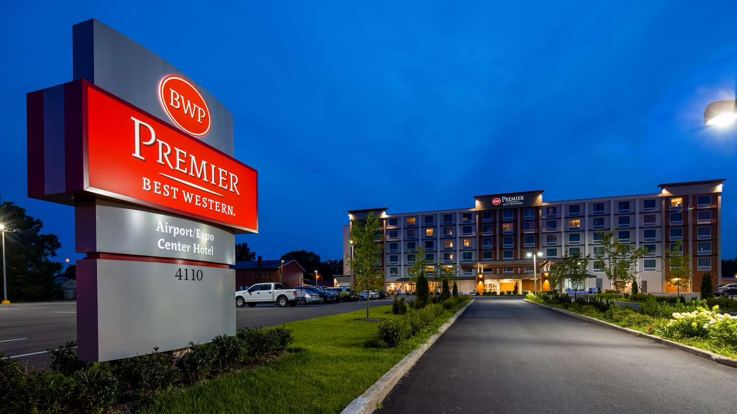 Bw Premier Airport Expo Center Hotel Louisville Ky