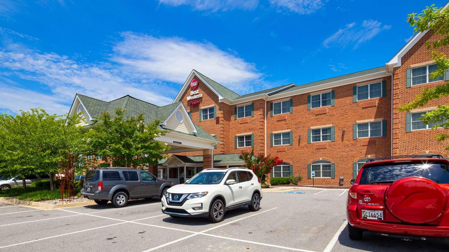 Easton Md Hotels Best Western Plus Easton Inn Suites Hotels In