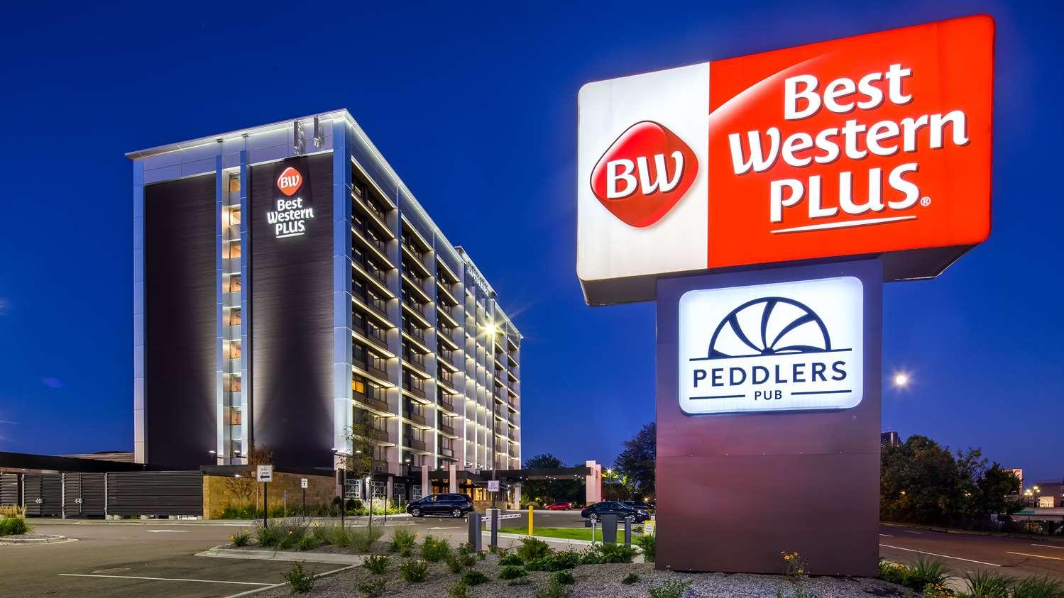 Downtown St Paul Hotels Best Western Plus Capitol Ridge