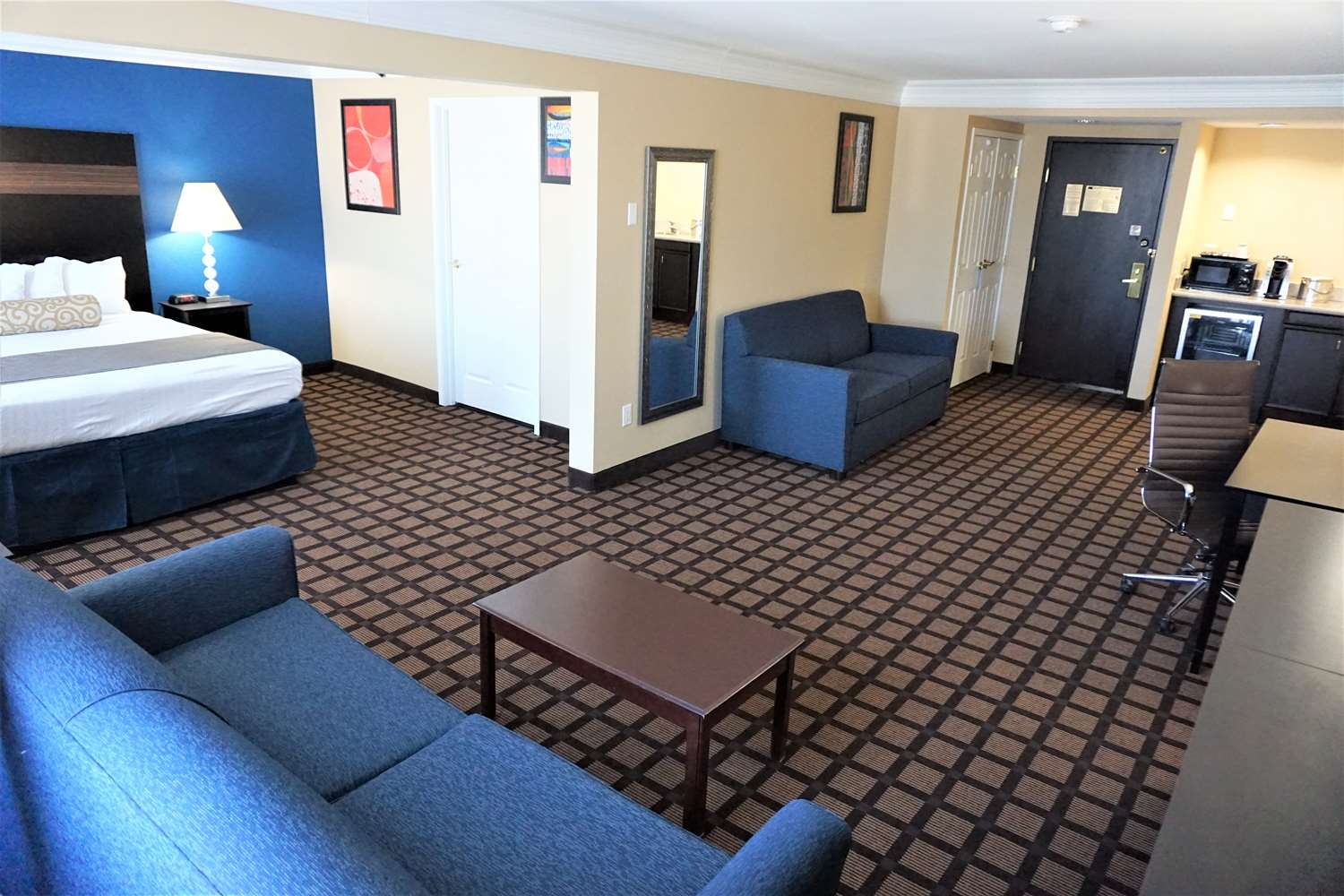 King Suite Newly Remodeled