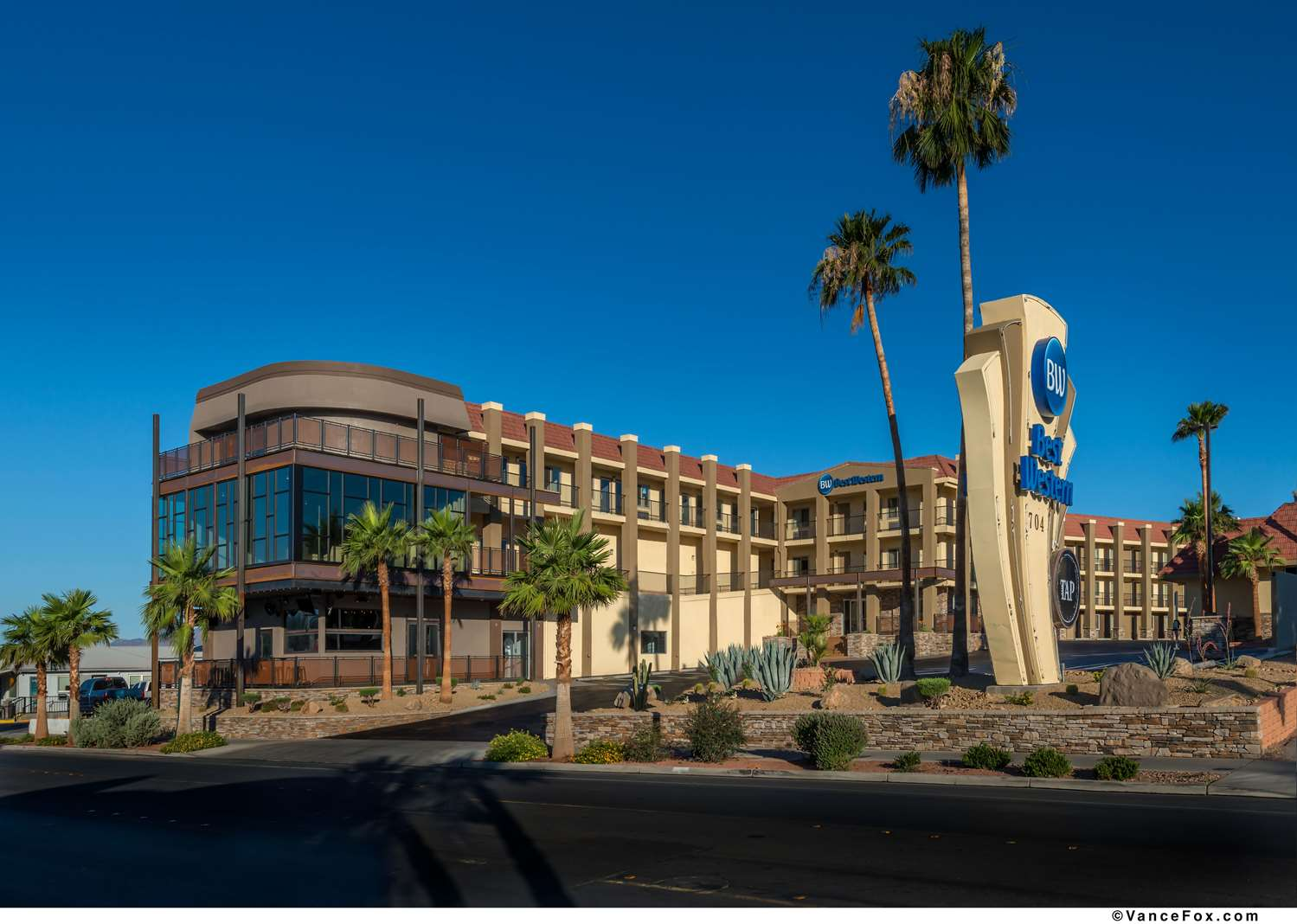 Boulder City NV Hotels   Best Western Hoover Dam