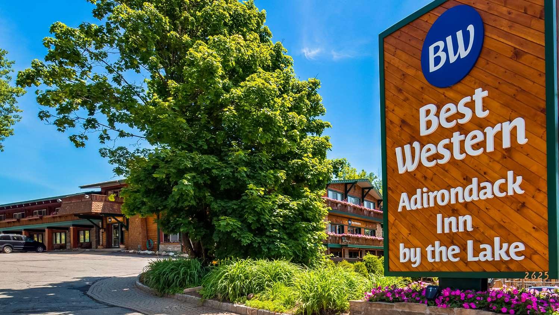 Lake Placid Hotels  BEST WESTERN Adirondack Inn  Hotels in Lake