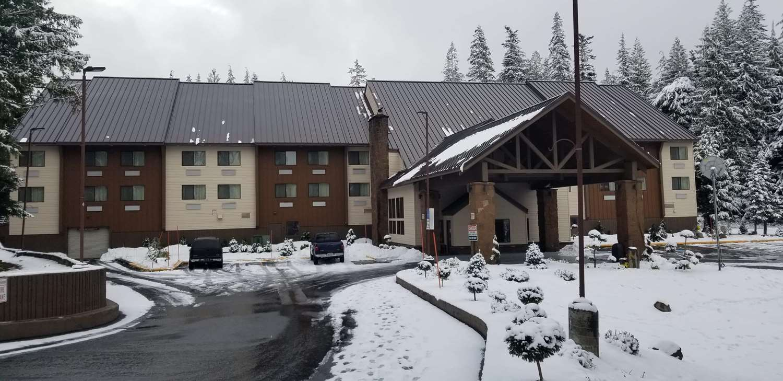 Government Camp Hotel   BEST WESTERN Mt. Hood Inn  Timberline ...