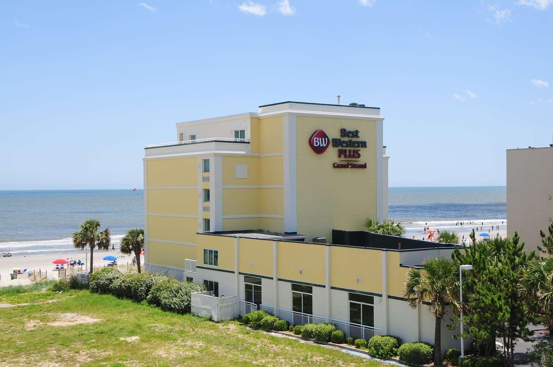 Surprising Hotel In Myrtle Beach Sc On Ocean Blvd Best Western Download Free Architecture Designs Rallybritishbridgeorg