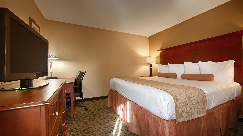 Mcallen TX Hotel | Best Western Rose Garden Inn and Suites