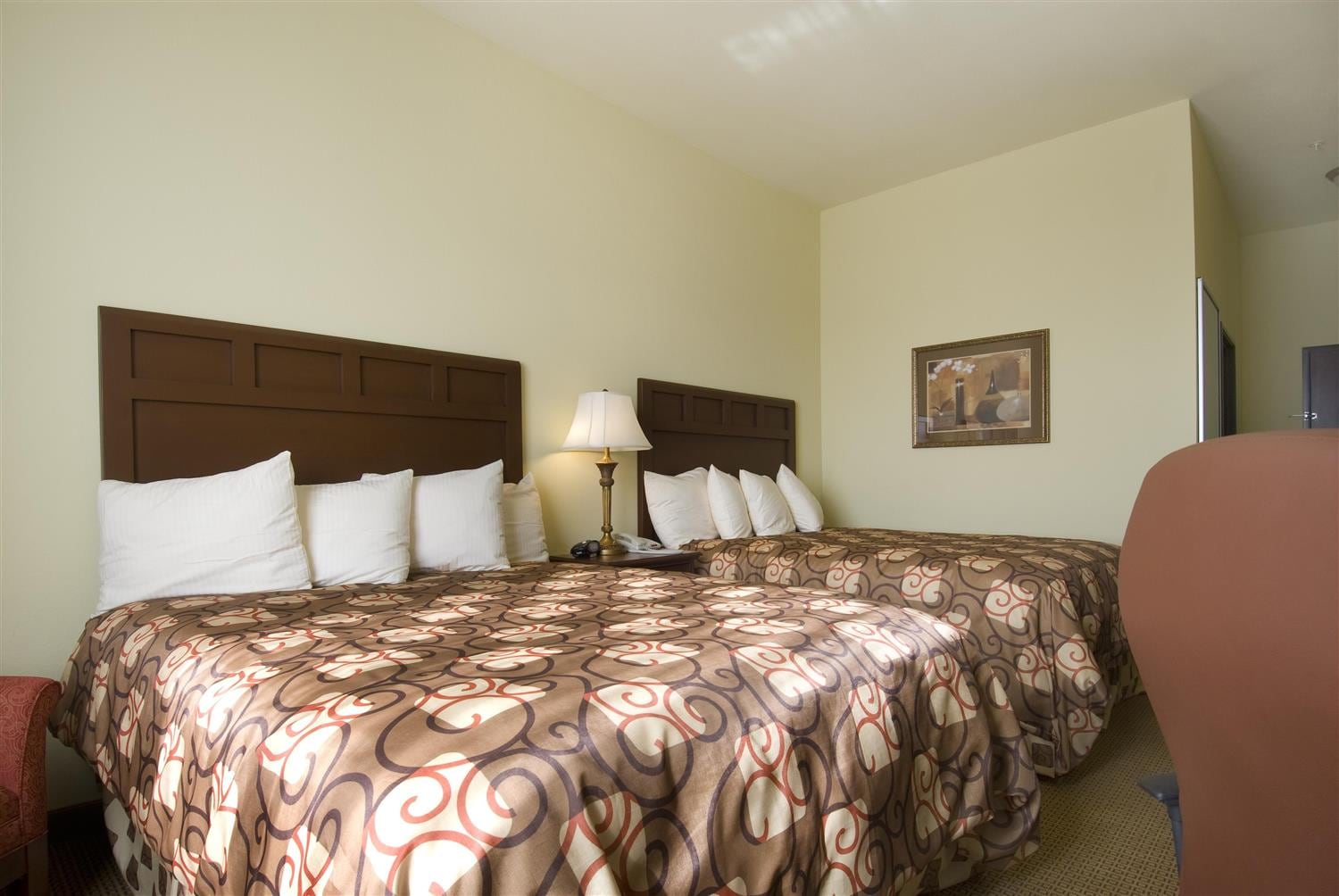 Bring Your Whole Family Along And Book A Two Bedded Guest Room