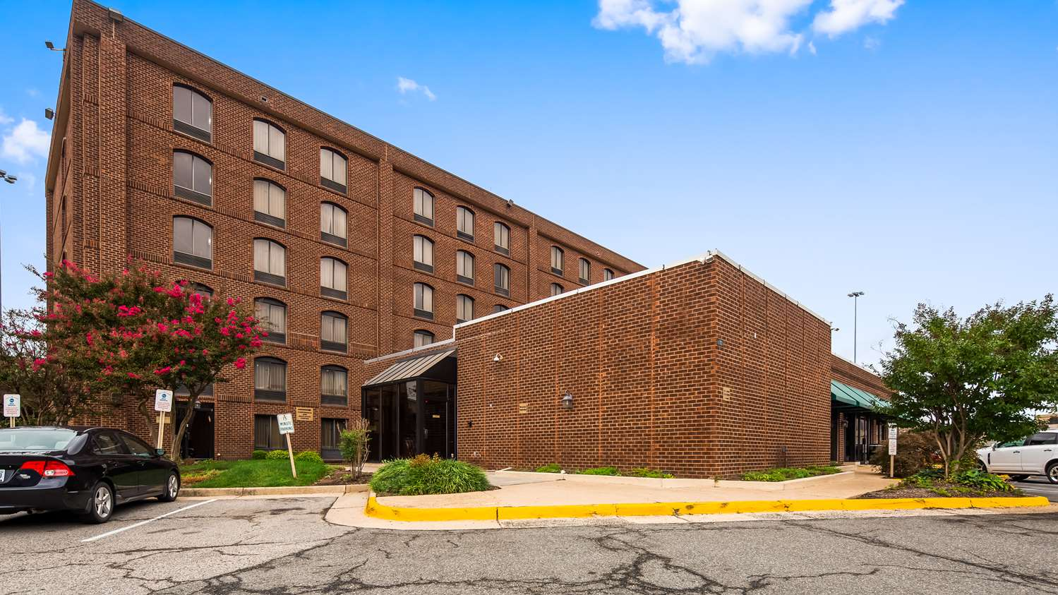Springfield Va Hotels Best Western Springfield Washington Dc Hotel