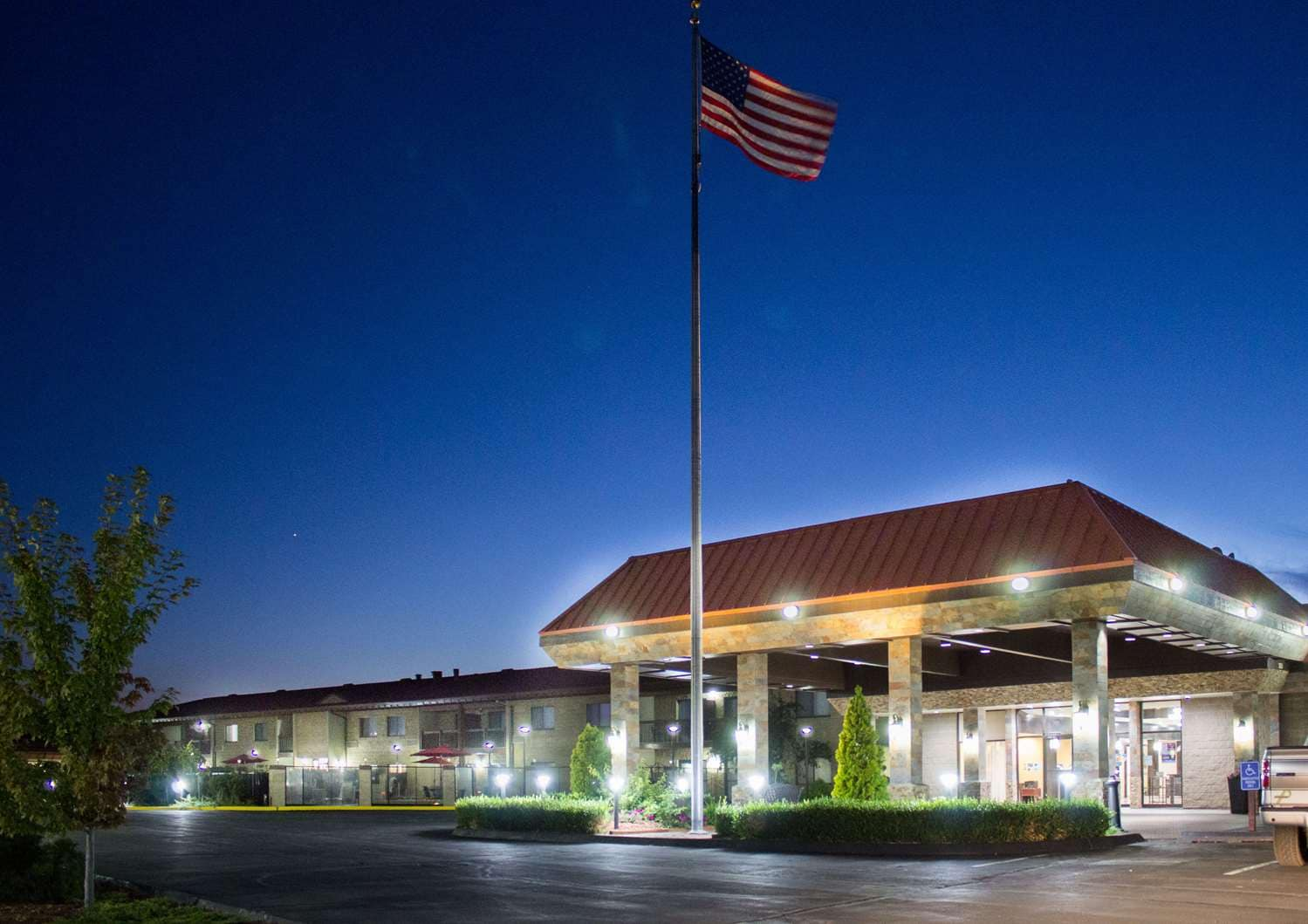 Moses Lake Hotels Best Western Plus Lake Front Hotel