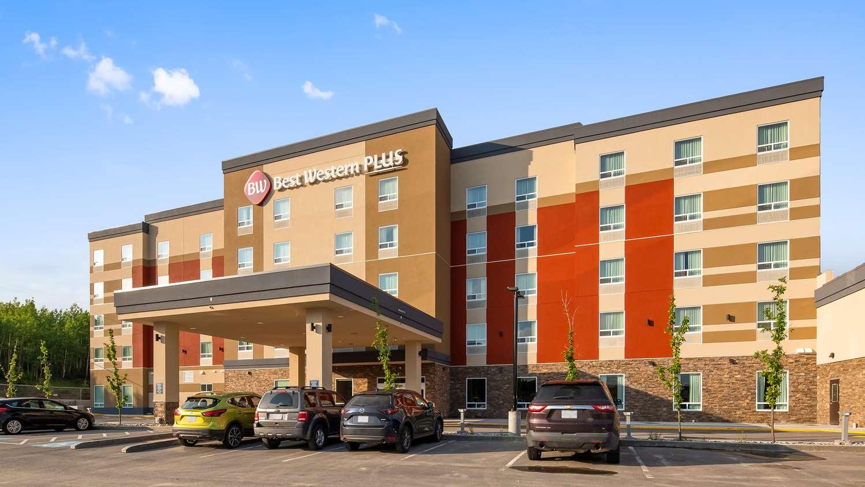 Best Western Plus Hinton Suites & Inn - Hinton Alberta