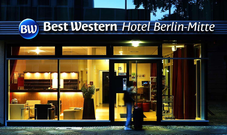 Hotel Reinhardtstrasse Berlin